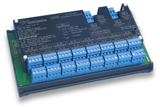 D2010M Multiplexor