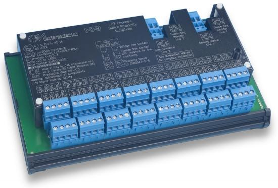 D2030M 32 Channel Multiplexor