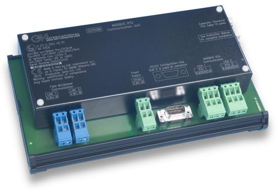 D2050M Multiplexor Gateway Unit
