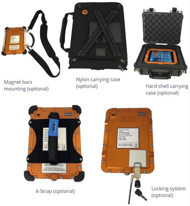 ATEX iPad Cases - Exloc Instruments UK