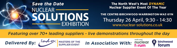 Exloc Instruments at Nuclear Solutions Exhibition