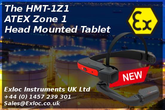 Head Mounted Tablet - HMT-1Z1
