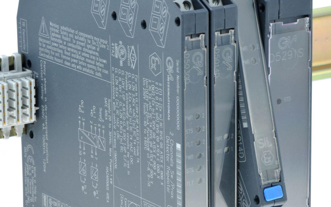GM International D5000 Isolators