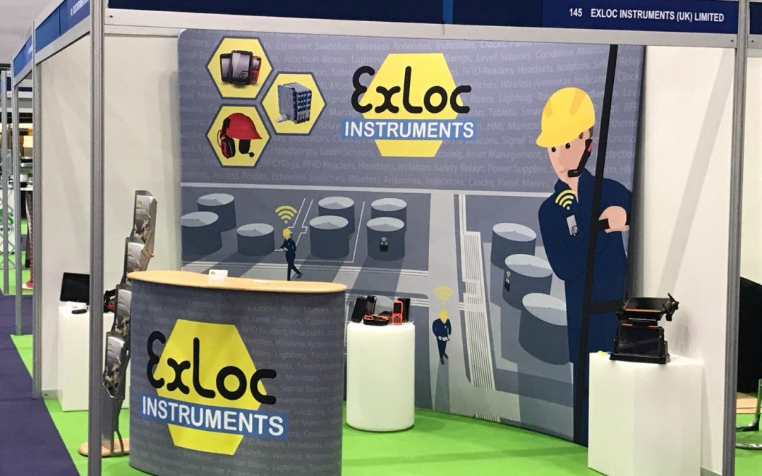 Find Out Where Exloc is Exhibiting Next