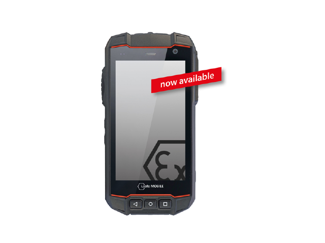 New IS530.1 ATEX Zone 1 Smartphone Available Now