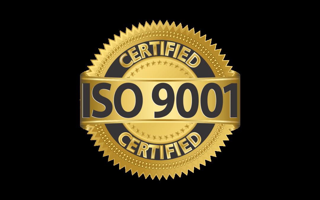 Exloc Instruments UK Gain ISO9001 Certification!